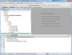 Getting Started With Android Studio Intellij Idea, Android Sdk, Android Studio, Android Developer, Coding, Activities, Programming