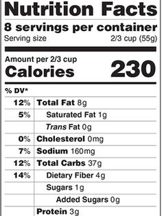 Fat in, sugar out: Label creates new food hierarchy http://www.bbc.com/news/magazine-26375004