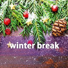 We hope you have an enjoyable #winterbreak. #EVIT students & teachers, we look forward to your return on Wed., Jan. 4.  During the winter break, office hours are 7:30 a.m. to 4 p.m. The EVIT Main & East Campuses will be closed on Thurs. & Fri., Dec. 22 & 23 and Dec. 29 & 30. #WeAreEVIT