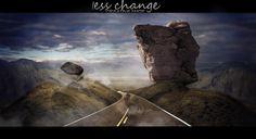 LEss CHange