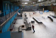 skyscraper skate parks - Google Search