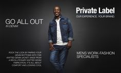 GA Creative Brands' Private Label Men's Work-Fashion Specialists - home of Jonathan D and Cutty. Designed to provide our clients with a top-notch clothing manufacturing service, GA Creative Brands works with you to design and create your very own label. Knit Fashion, Work Fashion, Creative Brands, Private Label, Revolutionaries, Create, Clothing, Top, Design
