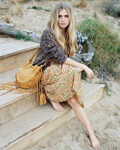 EXCLUSIVE VIDEO of Laura Bailey For Radley | Grazia Fashion
