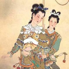 Ten Ancient Chinese Women Warriors; Women have fought on the battlefield since the age of cold weaponry. Although their presence has added color to war, destiny has been no kinder to them than to their fellow men warriors. We look here at the ten most admired women warriors of ancient China…