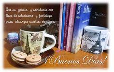 ღ.✿  ✿(ྀ✿ Iniciemos la semana como debe ser...  .ི৲(ྀ  .ི██Ɔ ¡Con un buen café y dejando todo en Sus manos!