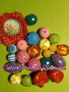 Candy Land Necklace KIT by CuTiEpAtOoTieBsHoP on Etsy, $6.00