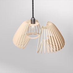 Modern Chandelier, Chandelier Lighting, Ceiling Lighting, Wood Pendant Light, Pendant Lamp, Laser Cut Lamps, Geometric Lamp, Pipe Lighting, Candle Lamp