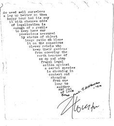 concrete poetry 1960s - Google Search