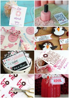 Here are some great ideas for Valentine's Day! Thank you to all of the bloggers who shared their ideas and projects with everyone. Please click on the name of the project at the bottom of the picture to be taken to the tutorial and printable instructions.      My mission is to create beauty out …