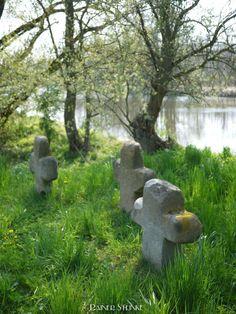 Die drei Steinkreuze zwischen Perschen und Venedig - Nabburg