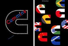 paul rand, logo, corporate identity, design, graphic design, moderism, annual report, poster