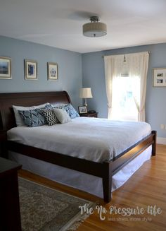 Gray And Blue Bedroom Ideas benjamin moore wedgewood gray-paint color for bedroom i'm in