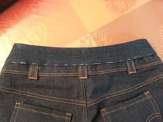 20150208_165713 Jean Diy, Recycled Fashion, Couture Sewing, Wow Products, Refashion, Black Denim Shorts, Sewing Hacks, Upcycle, Pants