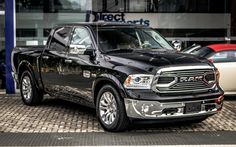 Primeira Dodge RAM 1500 2016 do Brasil