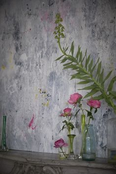 Designers Guild Corneille wallpaper