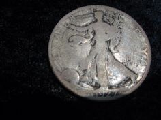 1927s Walking Liberty Half G by CheatumsBargains on Etsy, $14.50