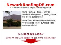 Roofing Newark DE, Newark Roofers, Newark Delaware Roofing  http://www.youtube.com/watch?v=bakb-yBhlCw