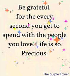 Grateful Quotes, Purple Flowers, Math, Life, Math Resources, Gratitude Quotes, Mathematics