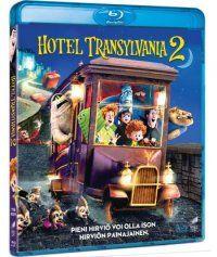 Hotel Transylvania 2 (Blu-ray) 19,95e