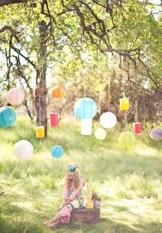 Love this concept/styling/composition/all of it! Watch for lanterns at garage sales this  summer!!