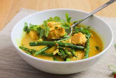eat like you love yourself: Thai Yellow Salmon Curry