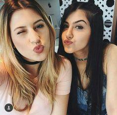 Niina e Sofia.