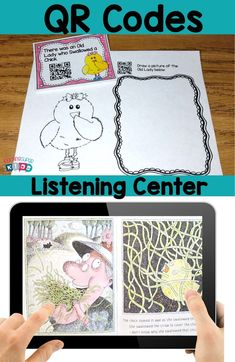QR Code stories for your listening center. These April filled stories will keep your kids accountable during Daily 5. Use the response sheets for follow up and to send home for students to listen again and again!