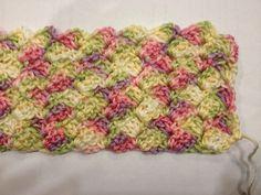 Ravelry: 1-2-3 Baby Blanket pattern by Darlene Joyce