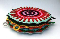 Colourful Crochet found viaBeth's Flickrstream.