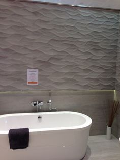 Wall Tiles Wave Grey Metalic X Cm The Shine Of Metal