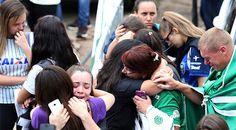 Plane Crash: Football Rallies Around Brazilian Team