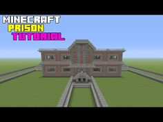Minecraft prison tutorial.