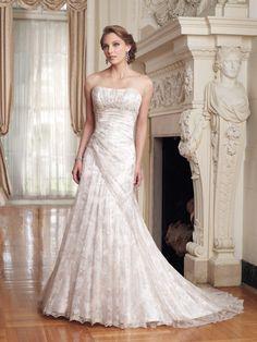 Sophia Tolli - Felice - Y1901 - All Dressed Up, Bridal Gown
