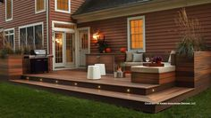 Need inspiration for your decking project? Visit the Fiberon Decking Photo Gallery for beautiful decking ideas and creations.