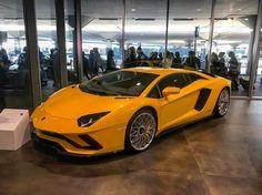 245 вподобань, 3 коментарів – Julià Pontnou (@jul_theory) в Instagram: «Hola 💛 #lamborghini #aventadors #yellowcar #lamborghiniaventador»