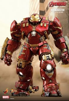 The Hot Toys Hulkbuster Is Here To Bust Hulks, Your Wallet