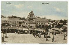 Lublin 1915 Jewish History, My Kind Of Town, World Photo, What A Wonderful World, Wonders Of The World, Poland, Buildings, Comedy, Posters