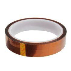 CNIM Hot 33m Gold Tape High Temperature Heat Polyimide Width:20Mm #Affiliate