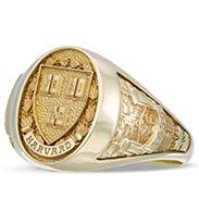 harvard graduation rings