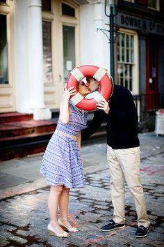 lifesaver kiss