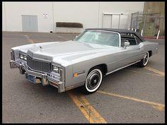1976 Cadillac Eldorado Convertible  #Mecum #Anaheim