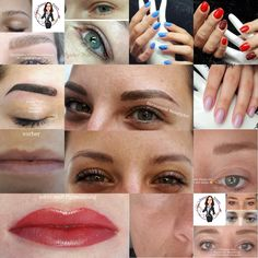 Anti Aging, Print Tattoos, Lipstick, Make Up, Beauty, Natural Looks, Nail Studio, Eye Brows, Lipsticks