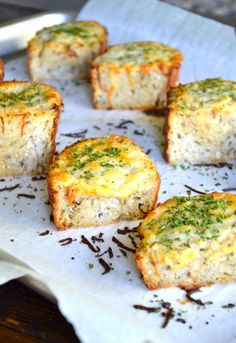 Bubbly Garlic Cheese Bread by Rachel Schultz. Preheat oven to 375 degrees. Blend butter, garlic and salad dressing together with a hand mixer.