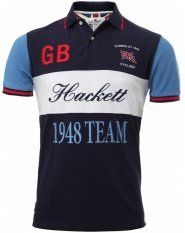 Hackett 1948 GB Team Polo Shirt