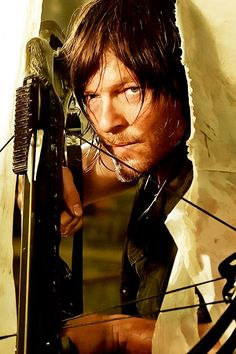 Take this quiz to find out how much you really know Daryl Dixon.