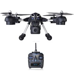 Enjoy a safe, easy, and fun to fly Contixo F10 quadcopter drone made for ages 14 and up. Headless Mode For easy flight take off, headless mode automatically adjust & corrects the direction of flight.