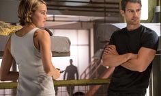 The Divergent Series: Allegiant - Publicity still of Theo James & Shailene Woodley. The image measures 2048 * 1368 pixels and was added on 16 July Theo James Allegiant, Tris And Tobias, Tris And Four, Divergent Insurgent Allegiant, Divergent Fandom, Divergent Funny, Divergent Trilogy, Divergent Quotes, Insurgent Quotes