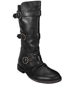 Black Boots  Price: Rs1800