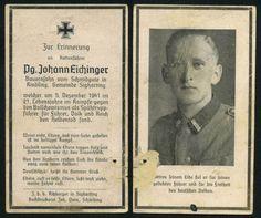 orig. WK2 STERBEBILD - DEATH CARD - ELITE - TK Div. - Ostfront Dez. 1941