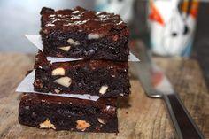 Gluten-free Brownies by David Lebovitz
